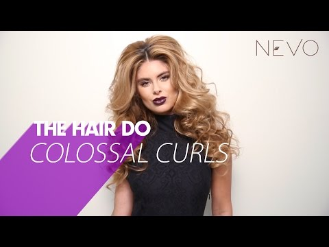 PRAVANA 180   Hair Styling How-To: Big Curls with Lots of Volume