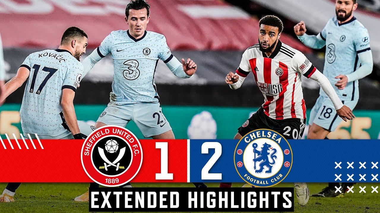 Sheffield United 1-2 Chelsea | Extended Premier League highlights | Mount & Jorginho Goals