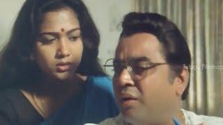 Paresh Rawal Loving Hema - Money Telugu Movie Scenes - Brahmanandam, JD Chakravarthy
