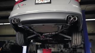 Audi S3 with CTS Turbo downpipe (Charlotte, NC) - PakVim net