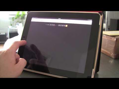 Frash - iPad with Adobe Flash
