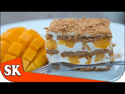How to make a Graham Cake - Mango Float Cake