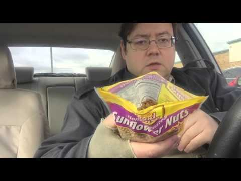 Bernhard Tries Good Sense Honey Roasted Sunflower Nuts
