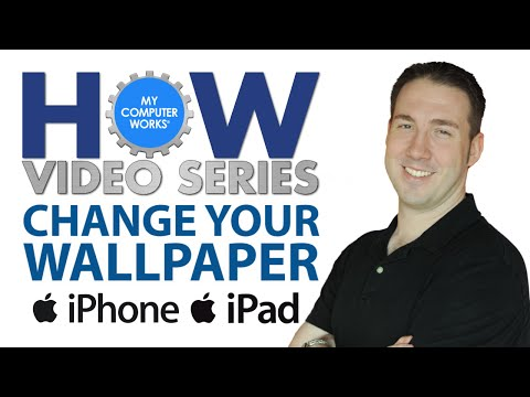 iPhone Basics: How to Change Your Wallpaper and Backgrounds!