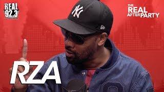 RZA Talks New Wu-Tang Album