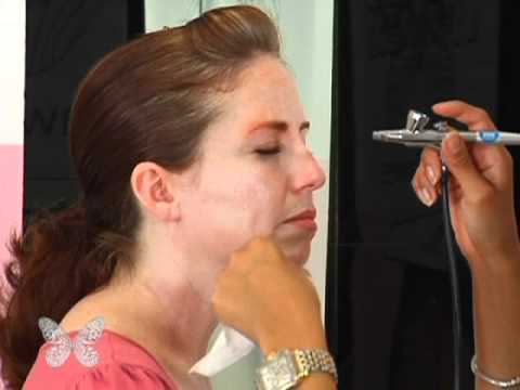 Luminess Air Airbrush Makeup Tutorial