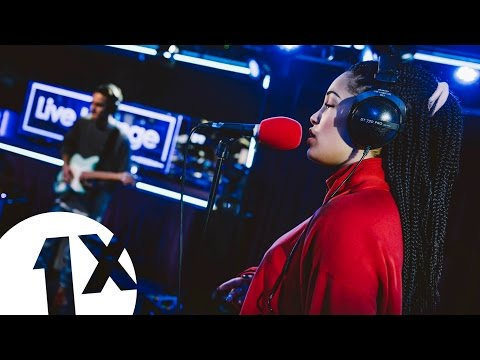Jorja Smith - Something In The Way in the 1Xtra Live Lounge