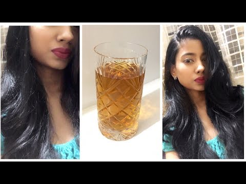 What i drink to get HEALTHY HAIR & FLAWLESS SKIN.!!✨ Safe for everyone.!!