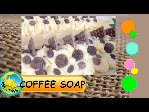 Making and Cutting Coffee Soap  Restocking Day 2