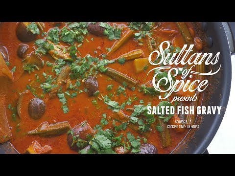 Salted Fish Gravy || கருவாட்டு குழம்பு