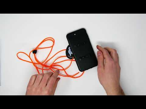 Best Way to Hold a Cell Phone | RoosterWrap Cell Phone Holder