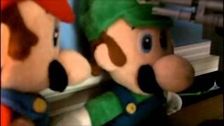 Mario hits his head