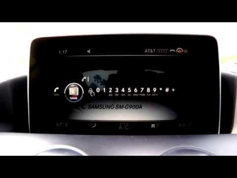 Mercedes-Benz Voice Control