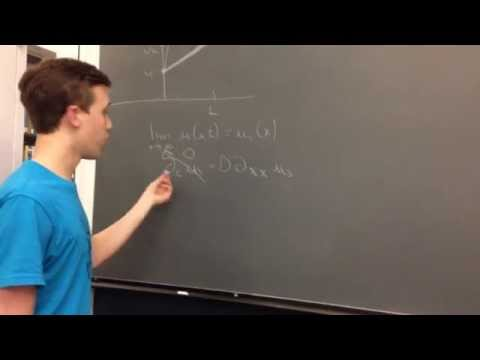 Inhomogeneous Boundary Conditions on the Diffusion Equation