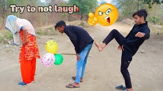 MUST WATCH NEW FUNNY 😂😂 COMEDY VIDEO 2019 FULL SUSPENSE VIDEO || Part-5