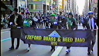 Download Foxford Brass & Reed Band 1992 US Trip Video
