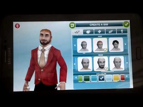 The sims free play How to delete a sim