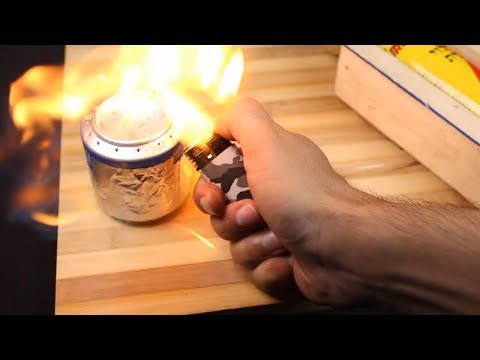 How To Make a Useful Gas Stove