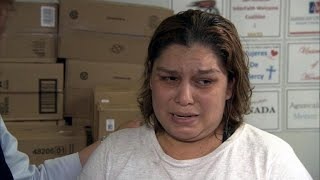 "Mother separated from children at the border says she ""never imagined"" it would happen"