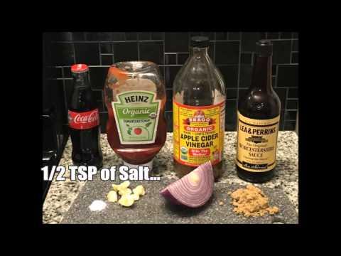 Coke BBQ Sauce Recipe