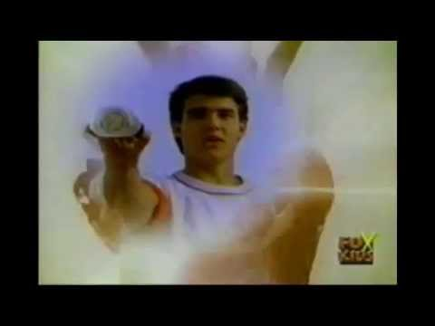 The Original Morph of the Mighty Morphin Power Rangers