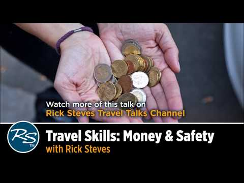 European Travel Skills: Getting Local Currency