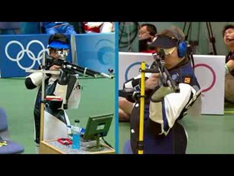 Shooting - Men's 10M Air Rifle - Beijing 2008 Summer Olympic Games