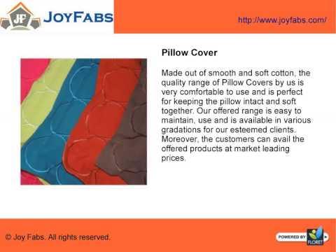Bed Linen manufacturer & supplier by Joy Fabs