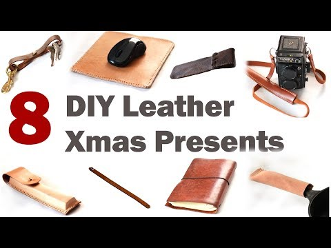 8 Easy DIY Christmas Gifts You Can Make NOW!