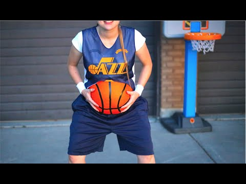 Basketball Belly Maternity Costume!