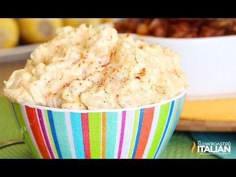 Nana's Southern Style Potato Salad