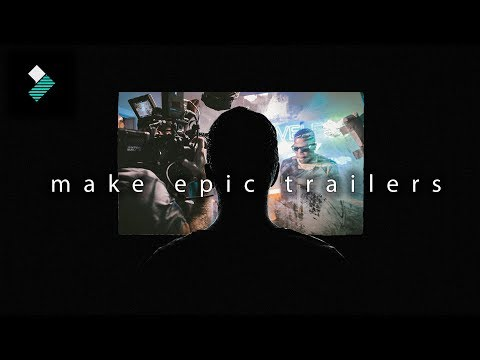 How to MAKE an EPIC TRAILER for Your Channel!