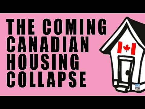 Canada Get Ready For A Real Estate CRASH As Government May BAN Foreign Buyers!