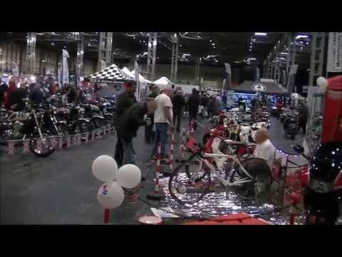 Classic Bike & Scooters NEC Birmingham