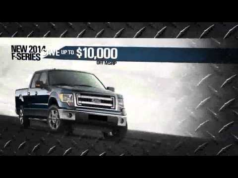Marshall Ford Spring Sales Event