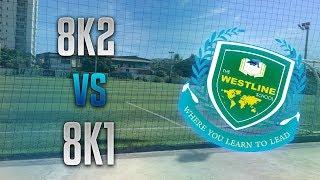 8K2 VS 8K1 | FOOTBALL VLOG | VLOG #6