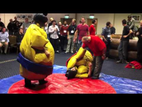 NSConference Sumo Wrestling