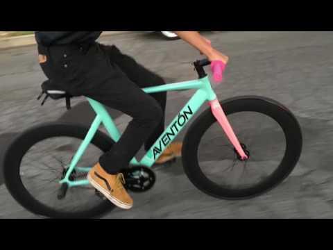 Fixed Gear Wheelie Tutorial