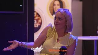 MyHeritage DNA Reveal With Tamara Todevska from North Macedonia