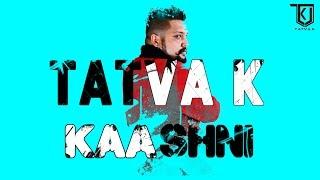 TaTvA K feat. Hilsa Mishra - Kaashni (Trop-e-Kal Mix)