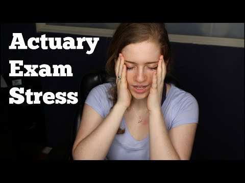 Coping with Actuary Exam Stress // Becoming an Actuary Q&A