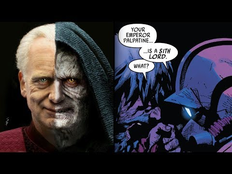 Who knew Palpatine was a Sith Lord? [Canon] - Star Wars Explained