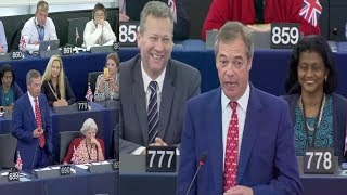 Download Nigel Farage warns Brexit deal hands ALL power to EU and leaves UK at mercy of Brussels (18-09- 19) Video