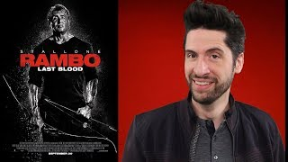 Rambo: Last Blood - Movie Review
