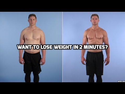 LOSE WEIGHT IN 2 MINUTES!
