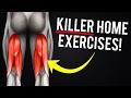 Hamstrings Workout At Home   5 Killer Exercises For Bigger And Stronger Hamstrings