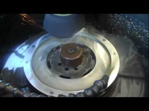 Resurfacing A Dual-Mass Flywheel
