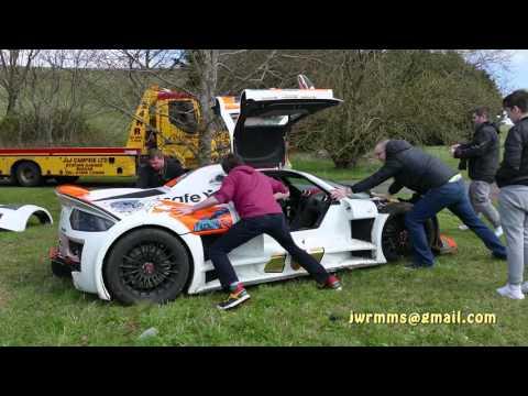 Gumpert Apollo AY-755-ZE - Gumball 3000 Rally, Scotland