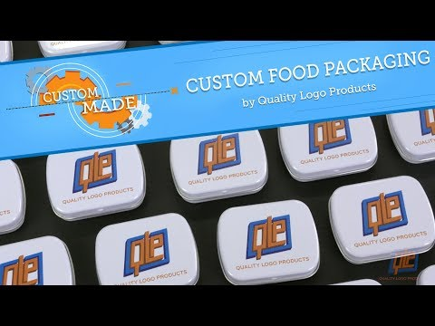 Custom Food Packaging:  How it Works