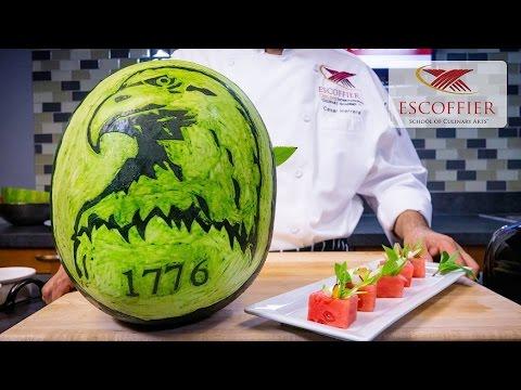 How To Make Watermelon & Feta Salad
